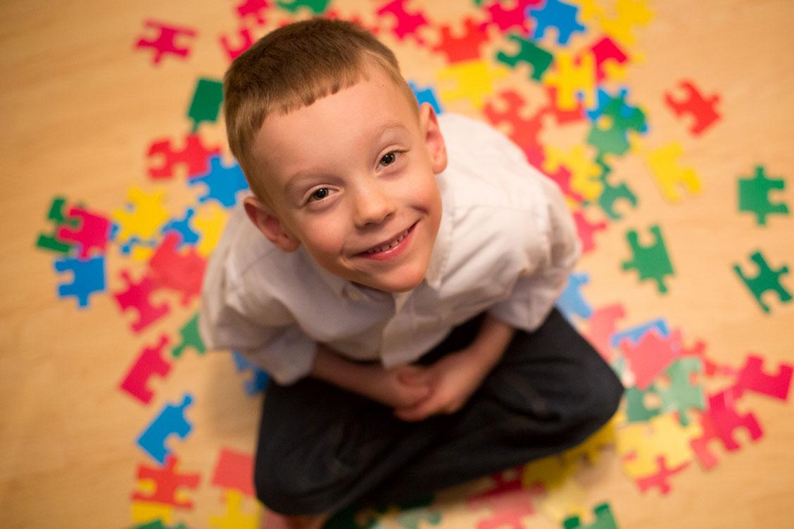 Enfant - Autisme